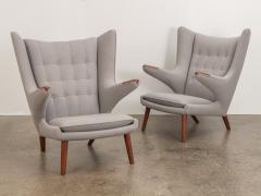 Hans Wegner Hans J Wegner AP 19 Papa Bear Chairs - 1328458