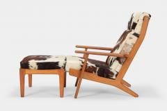 Hans Wegner Hans J Wegner GE 290 Lounge Chair GETAMA 60 s - 1480644