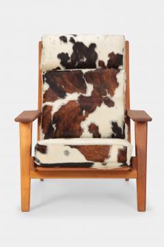 Hans Wegner Hans J Wegner GE 290 Lounge Chair GETAMA 60 s - 1480648