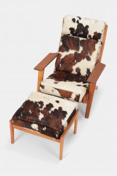 Hans Wegner Hans J Wegner GE 290 Lounge Chair GETAMA 60 s - 1480649