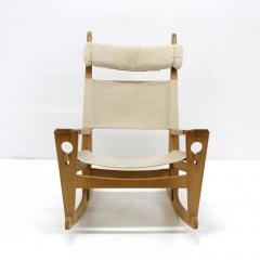 Hans Wegner Hans J Wegner Keyhole Rocking Chair 1967 - 1056670