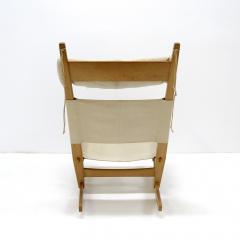 Hans Wegner Hans J Wegner Keyhole Rocking Chair 1967 - 1056673
