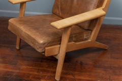 Hans Wegner Hans J Wegner Lounge Chairs for Getama Model 290 - 1930732