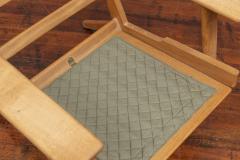 Hans Wegner Hans J Wegner Lounge Chairs for Getama Model 290 - 1930737