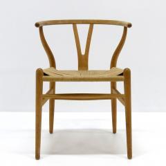 Hans Wegner Hans J Wegner Model CH 24 Dining Chairs 1950 - 1148695