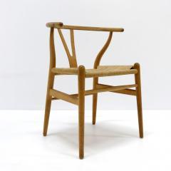 Hans Wegner Hans J Wegner Model CH 24 Dining Chairs 1950 - 1148696