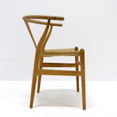 Hans Wegner Hans J Wegner Model CH 24 Dining Chairs 1950 - 1148697