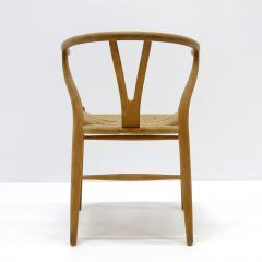 Hans Wegner Hans J Wegner Model CH 24 Dining Chairs 1950 - 1148699