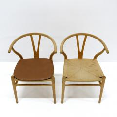 Hans Wegner Hans J Wegner Model CH 24 Dining Chairs 1950 - 1148700