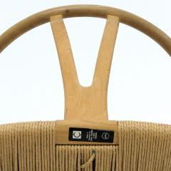 Hans Wegner Hans J Wegner Model CH 24 Dining Chairs 1950 - 1148703