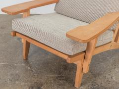 Hans Wegner Hans J Wegner Oak Lounge Chair - 1468307