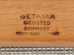 Hans Wegner Hans J Wegner Oak Lounge Chair - 1468314