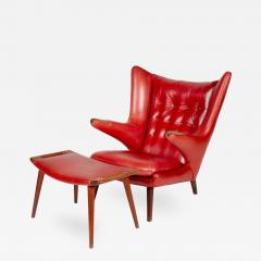 Hans Wegner Hans J Wegner Papa Bear Chair for A P Stolen - 219862
