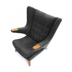 Hans Wegner Hans J Wegner Papa Bear Easy Chair - 509155