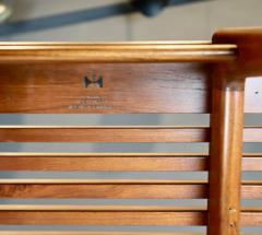 Hans Wegner Hans J Wegner Slatted Bench or Coffee Table 1950s - 1575187