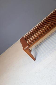 Hans Wegner Hans J Wegner Slatted Bench or Coffee Table 1950s - 1575188