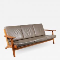 Hans Wegner Hans J Wegner Sofa For Getama Denmark 1950