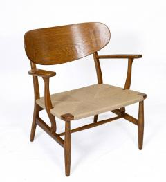 Hans Wegner Hans Wegner CH 22 Lounge Chair   178250