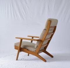 Hans Wegner Hans Wegner GE 290 High Back Lounge Chair   224260