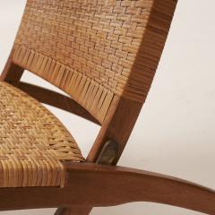 Hans Wegner Hans Wegner JH 512 Folding Chair for Johannes Hansen Denmark - 891690