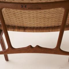 Hans Wegner Hans Wegner JH 512 Folding Chair for Johannes Hansen Denmark - 891691