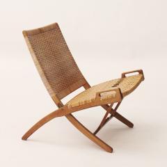 Hans Wegner Hans Wegner JH 512 Folding Chair for Johannes Hansen Denmark - 891694