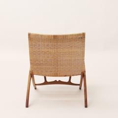 Hans Wegner Hans Wegner JH 512 Folding Chair for Johannes Hansen Denmark - 891695