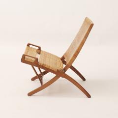 Hans Wegner Hans Wegner JH 512 Folding Chair for Johannes Hansen Denmark - 891696