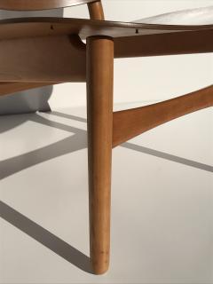 Hans Wegner Hans Wegner Laminated Walnut Shell Chair - 440139