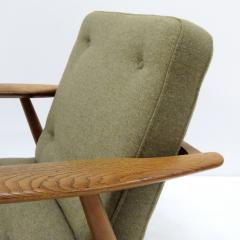 Hans Wegner Hans Wegner Lounge Chairs Model GE 240 - 1061233
