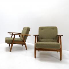 Hans Wegner Hans Wegner Lounge Chairs Model GE 240 - 1061235