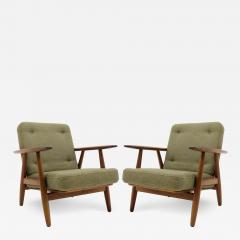 Hans Wegner Hans Wegner Lounge Chairs Model GE 240 - 1122718