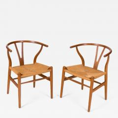 Hans Wegner Hans Wegner Model CH24 Wishbone Chair for Carl Hansen Son - 1118795