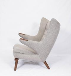 Hans Wegner Hans Wegner Papa Bear Chair and Footstool - 178300
