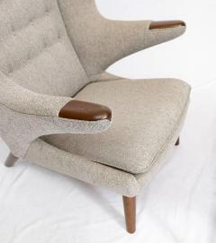 Hans Wegner Hans Wegner Papa Bear Chair and Footstool - 178303