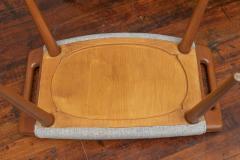 Hans Wegner Hans Wegner Papa Bear Chair and Ottoman - 1246977