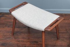 Hans Wegner Hans Wegner Papa Bear Chair and Ottoman for A P Stolen - 1824027