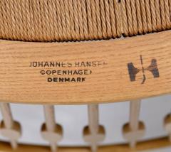 Hans Wegner Hans Wegner Peacock Chair - 178195
