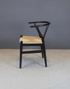 Hans Wegner Hans Wegner Set of Six Wishbone Chairs 1960s - 1585710