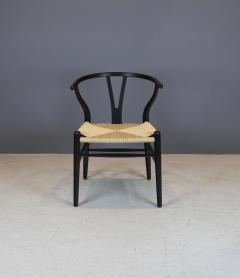 Hans Wegner Hans Wegner Set of Six Wishbone Chairs 1960s - 1585711