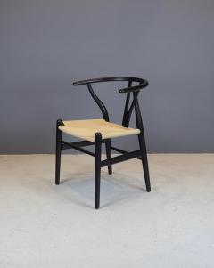 Hans Wegner Hans Wegner Set of Six Wishbone Chairs 1960s - 1585712
