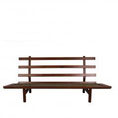 Hans Wegner Hans Wegner Sofa GE 236 3 solid teak - 1057324