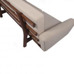 Hans Wegner Hans Wegner Sofa GE 236 3 solid teak - 1057326