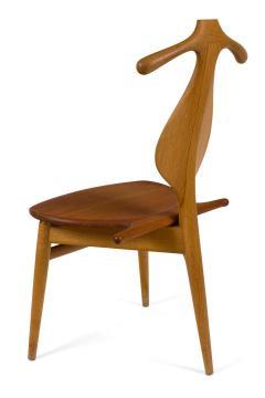 Hans Wegner Hans Wegner Teak Valet Chair by Johannes Hansen for Knoll - 1495126