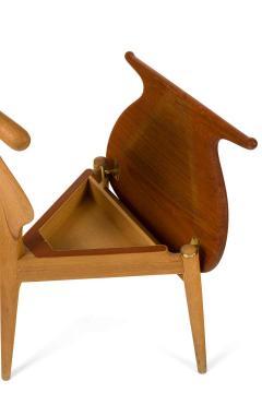 Hans Wegner Hans Wegner Teak Valet Chair by Johannes Hansen for Knoll - 1495127
