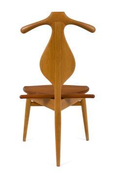 Hans Wegner Hans Wegner Teak Valet Chair by Johannes Hansen for Knoll - 1495128