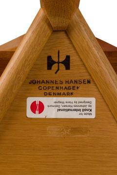 Hans Wegner Hans Wegner Teak Valet Chair by Johannes Hansen for Knoll - 1495129