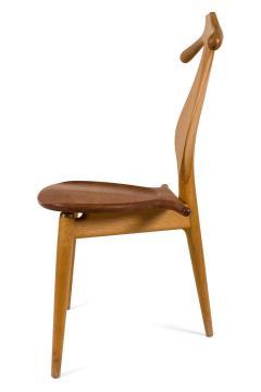 Hans Wegner Hans Wegner Teak Valet Chair by Johannes Hansen for Knoll - 1495132