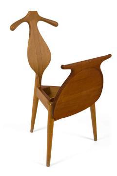 Hans Wegner Hans Wegner Teak Valet Chair by Johannes Hansen for Knoll - 1495133