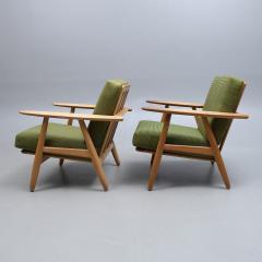 Hans Wegner Hans Wegner armchairs GE 240 Cigarren - 1850448
